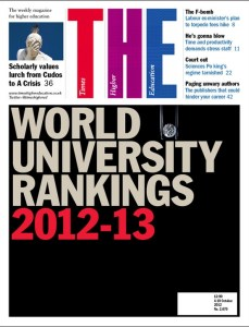engineering rankings 2012-13