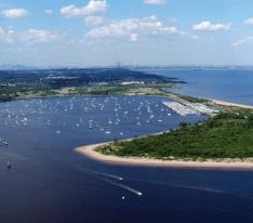 Staten Island coastline