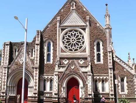 St Pauls Church, Auckland