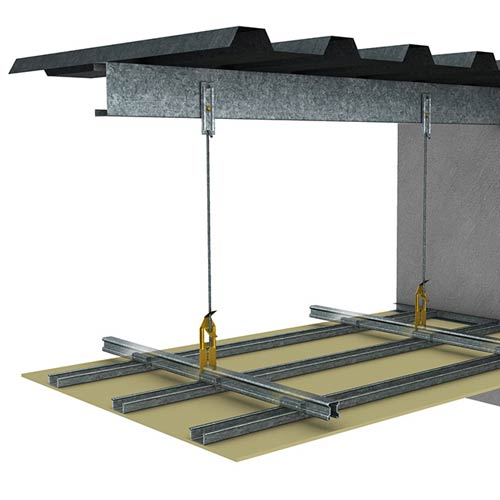 Seismic Ceiling Design with EQSTRUC