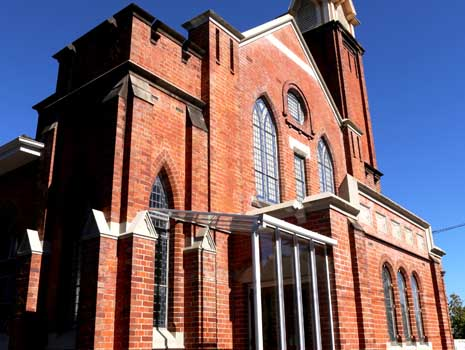 Seismic Engineering on St Pauls Methodist, Remuera