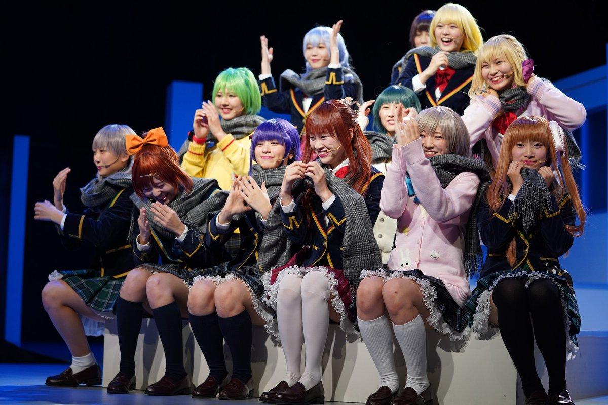 【カメコさんTwitterまとめ7/20②】5日目6公演目 ミニライブ