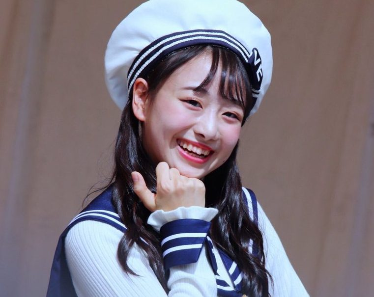 イコラブ 瀧脇笙古『昨日のカメコさんが撮っていただきありがとうございます  水兵さんの衣装 お気に入りです』