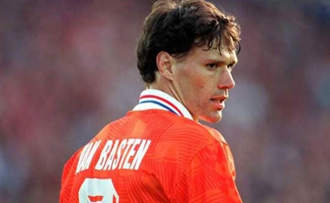 My Favourite Footballer Marco Van Basten The Equaliser