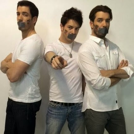 Picture Of The Week Hgtv 39 S Property Brothers Join The