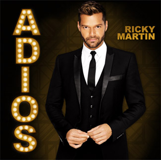"Ricky Martin's New Single ""Adiós"""