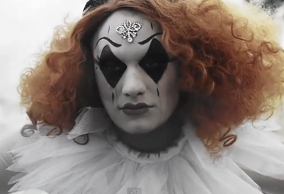 "Jinkx Monsoon Covers ""Creep"" With Freaky New Video"