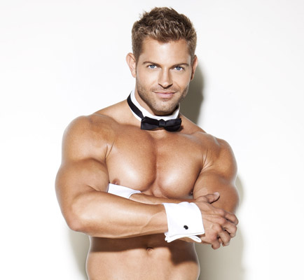 Interview With Jaymes Vaughan, The First Openly Gay Chippendale