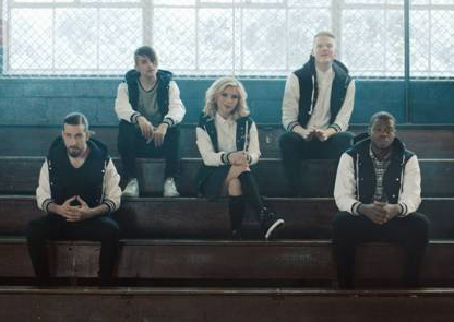 Video: 'Cheerleader' (OMI Cover) New Music From Pentatonix