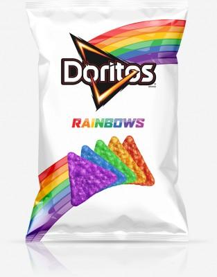 Get Your Rainbow Doritos Now! #SnackPride