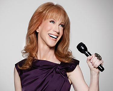 Interview: Kathy Griffin Is Hitting Seattle On Her #LikeABossTour