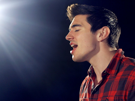 "Music: Steve Grand's New Video ""All I Want For Christmas Is You"""