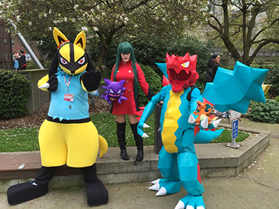 Sakura-Con 2016 Is Taking Seattle By Storm This Weekend