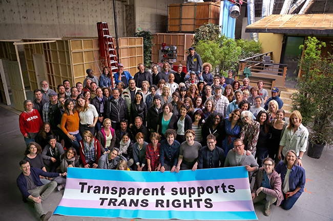 TRANSPARENT Trans Rights