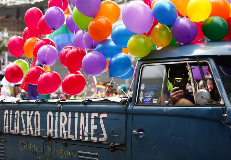 Alaska Airlines' Statement On Seattle Pride Confusion