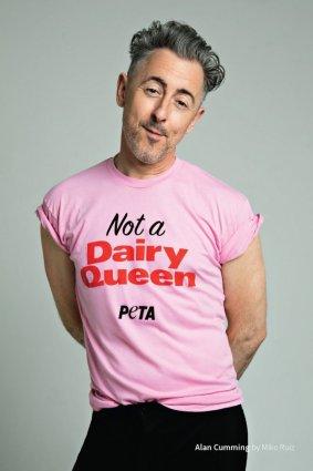 Alan Cumming equality365.com PETA