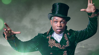 "Todrick Hall Tells Us About ""Straight Outta Oz"""