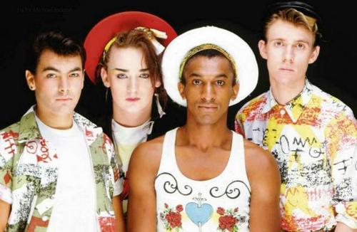 Culture Club in the 80s