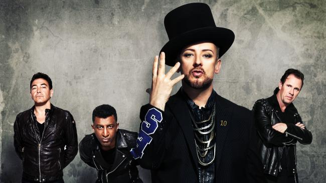 Culture Club with Boy George on Equality365