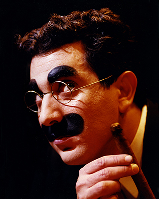 Frank Ferrante Brings Groucho Marx Back To Life For One Evening