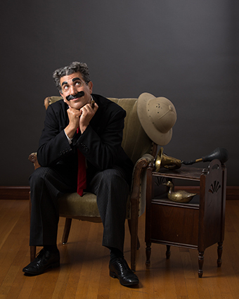 Frank Ferrante Groucho on Equality365