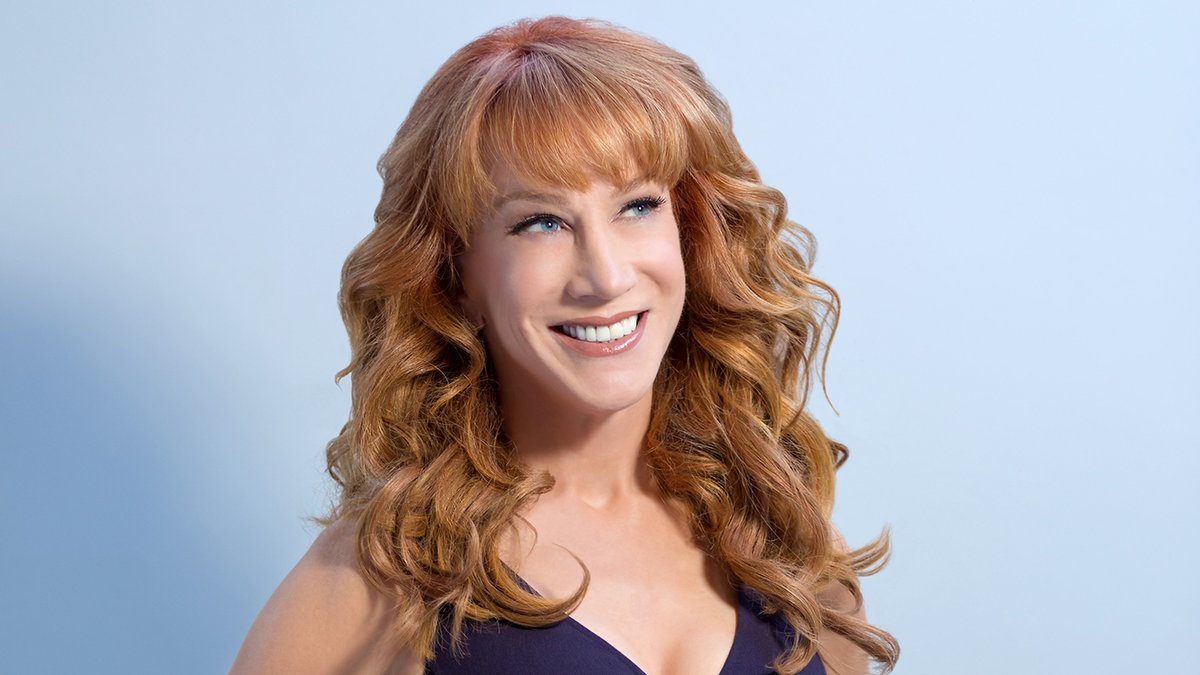 Kathy Griffin at The Moore Theatre in Seattle
