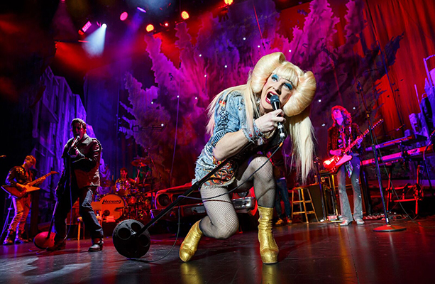 Euan Morton as Hedwig and the Angry Inch Seattle