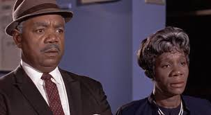 Beah Richards and Roy Glenn in Guess Who's Coming To Dinner