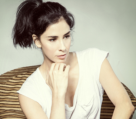 "Sarah Silverman Wants Seattle Coffee And ""Game Of Thrones"""