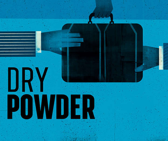 """Dry Powder"" Delivers High-Finance To Seattle Rep"