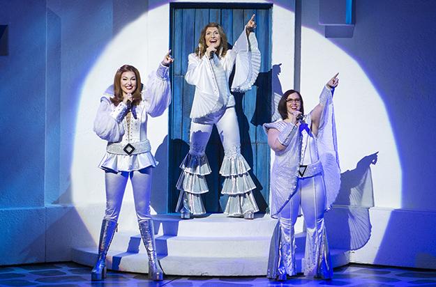 Mamma Mia Farewell Tour Seattle