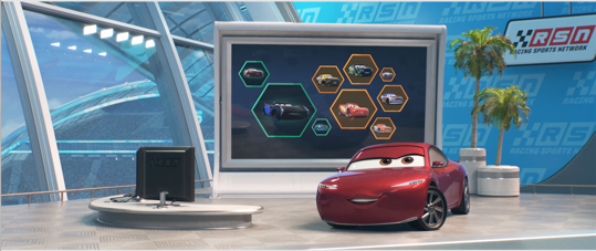 Cars 3 Kerry Washington