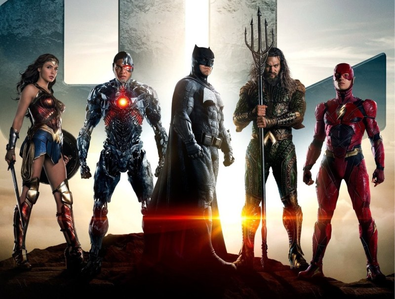 """Justice League"" Trailer Has Arrived!"