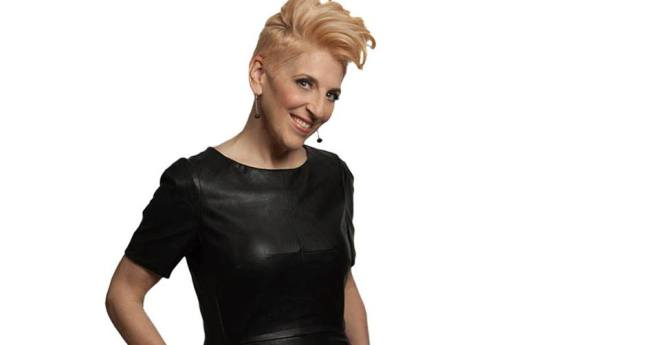 Lisa Lampanelli comes to the Snoqualmie Casino Ballroom!
