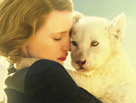 Zookeeper's Wife with Jessica Chastain Seattle Jewish Film Festival