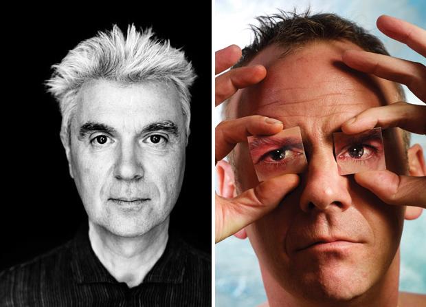David Byrne and Fatboy Slim