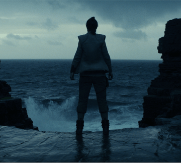 "Catch The ""Star Wars: The Last Jedi"" Trailer Here"
