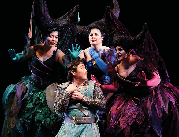 "Seattle Opera Polishes ""The Magic Flute"" To Brilliance"
