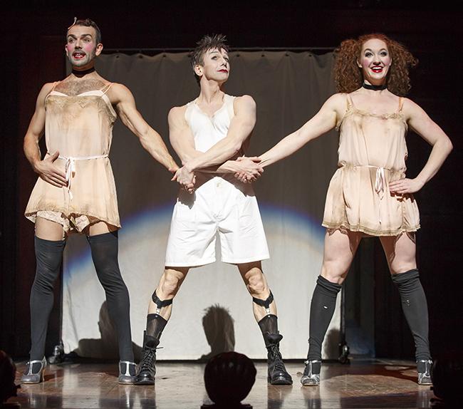 Cabaret Seattle