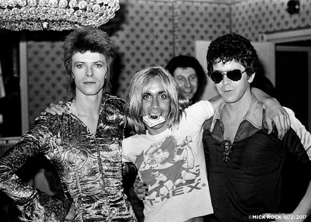 "MoPop Unveils ""David Bowie: Starman"" By Mick Rock"