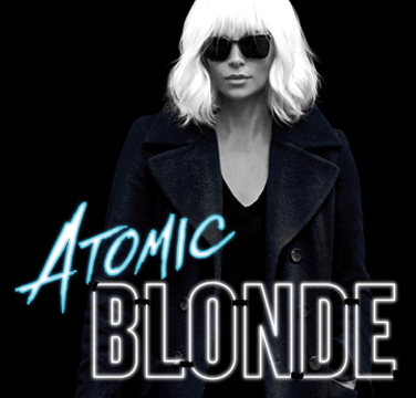 Atomic Blonde starring Charlize Theron