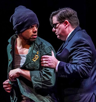 New Julius Caesar by Seattle Shakespeare Company