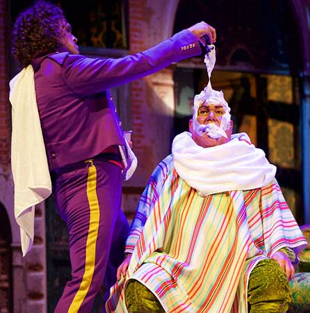 "Seattle Opera's ""The Barber of Seville"" Is Scheduled To Entertain You"