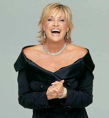 "Lorna Luft:  On Her Family, Irving Berlin And Performing In ""Holiday Inn"" At The 5th Avenue Theatre"