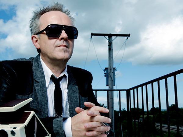 Live at Benaroya Hall: Howard Jones Solo