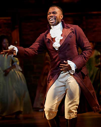 <em>Hamilton</em> Lands In Seattle Bearing Gifts Of A Ticket Lottery!