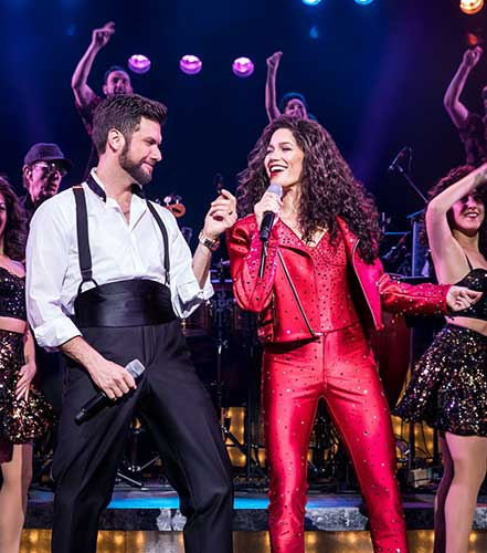 On Your Feet Broadway at the Paramount 2018-19 Season