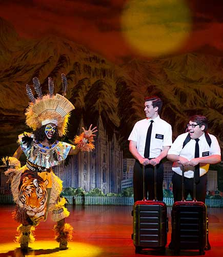 Book of Mormon returns to Seattle
