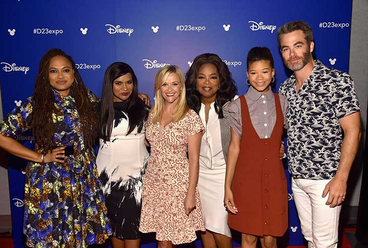 A Wrinkle in Time on Five Movies DIrected By Women in 2018 on equality365.com