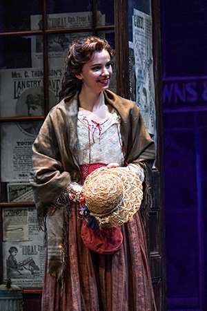 Hannah Ruwe (Elsa) in Seattle Repertory Theatre's Ibsen in Chicago. (Photo by Alan Alabastro) on equality365